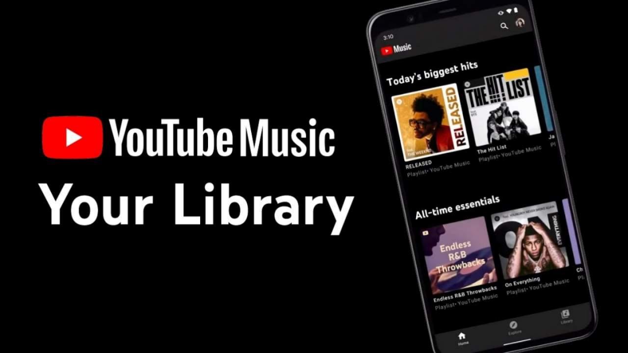 YouTube Music makes video playback a Premium perk