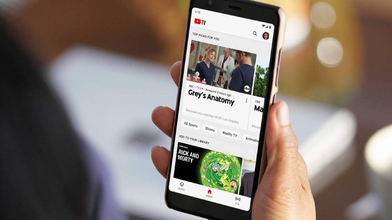 YouTube TV will keep offering NBC channels…for now